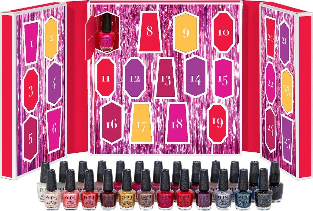 OPI Polish Advent calendar