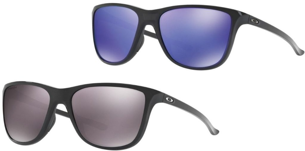 Two pairs of womens Oakley Sunglasses