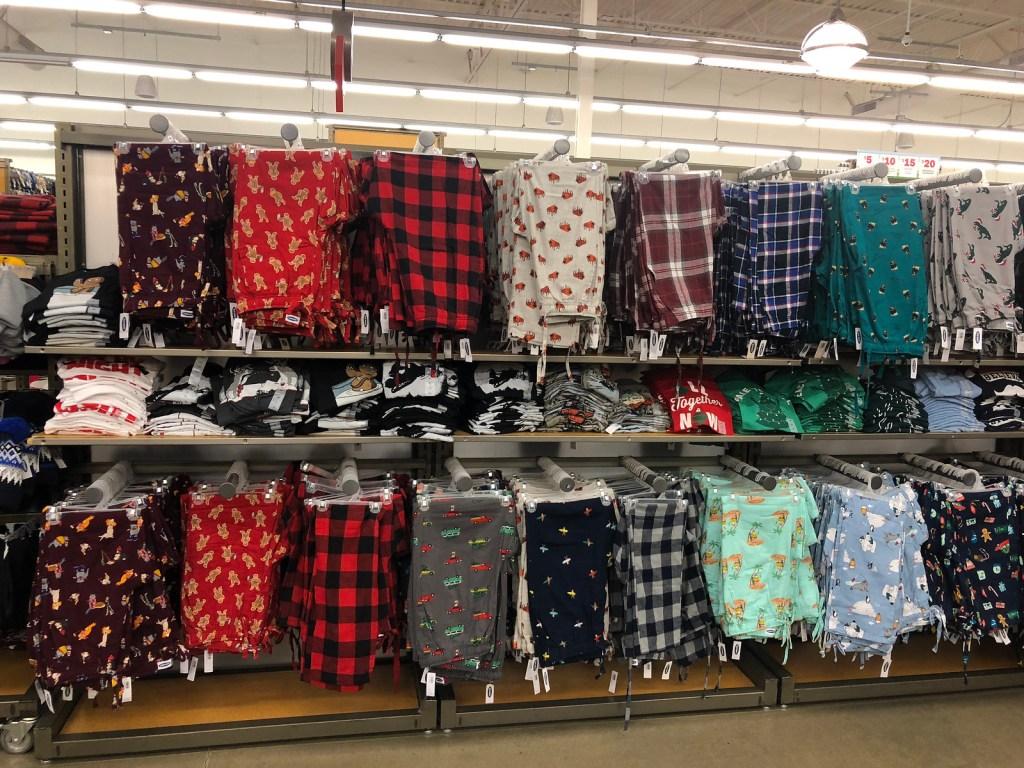 Old Navy Pajama Pants wall