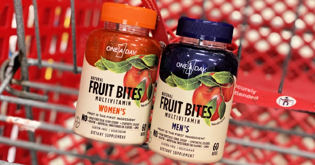 One A Day Fruit Bites Vitamins