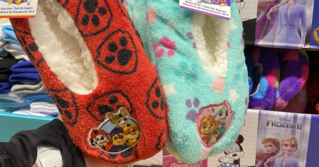 Paw Patrol Slipper Socks