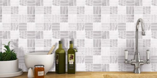 Up to 75% Off Peel & Stick Wall Tiles & Wallpaper on HomeDepot.com + Free Shipping