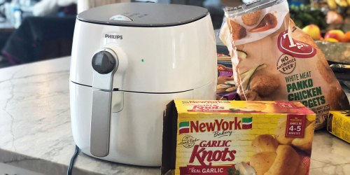 Get Over $50 Off Family Size Air Fryers + Earn Kohl's Cash