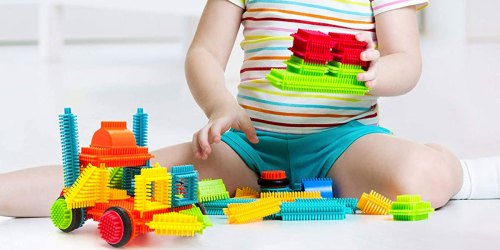 PicassoTiles Bristle Blocks 120-Piece Set Just $15.99 on Zulily (Regularly $90)