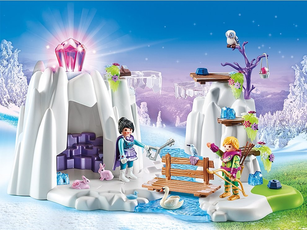 Playmobil Crystal Hideout