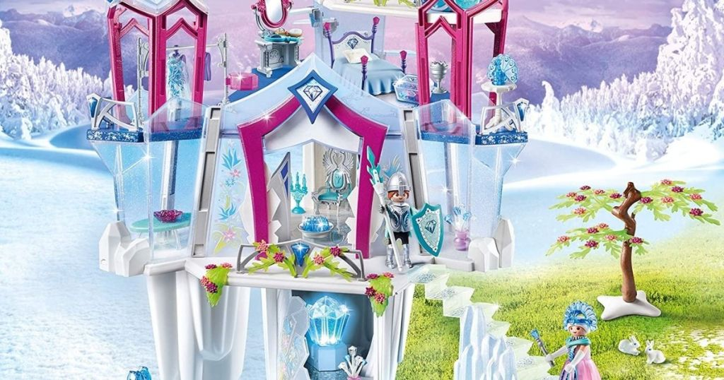 Playmobil Crystal Palace Sets with figures