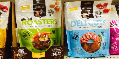 Rachael Ray Nutrish Dog Treats from $2.47 Shipped on Amazon (Regularly $14)