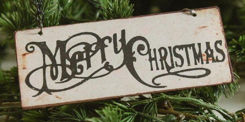 Buy 1 Christmas Ornament, Get 1 FREE on Zulily | Prices from $3 Each