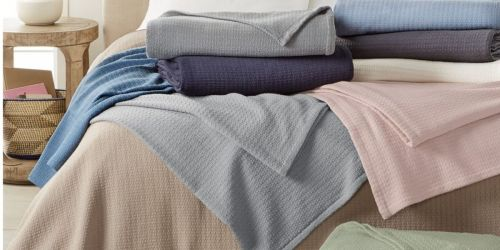 Up to 80% Off Blankets & Throws at Macy's | Ralph Lauren, Martha Stewart Home & More