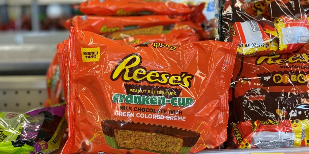 Reese's Franken Cups at Walgreens