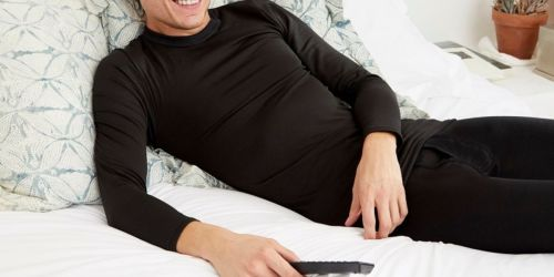 Men's Thermal Long Underwear Sets Only $9.99 on Zulily (Regularly $25)