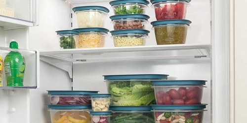 Rubbermaid Food Storage 42-Piece Set Only $18.99 on Walmart.com (Regularly $40)