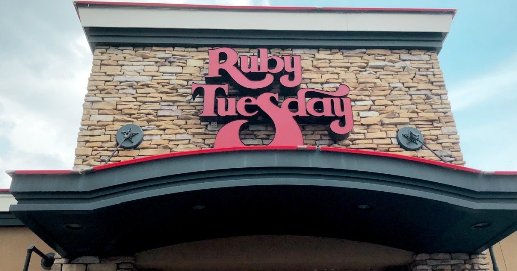 Ruby Tuesday exterior
