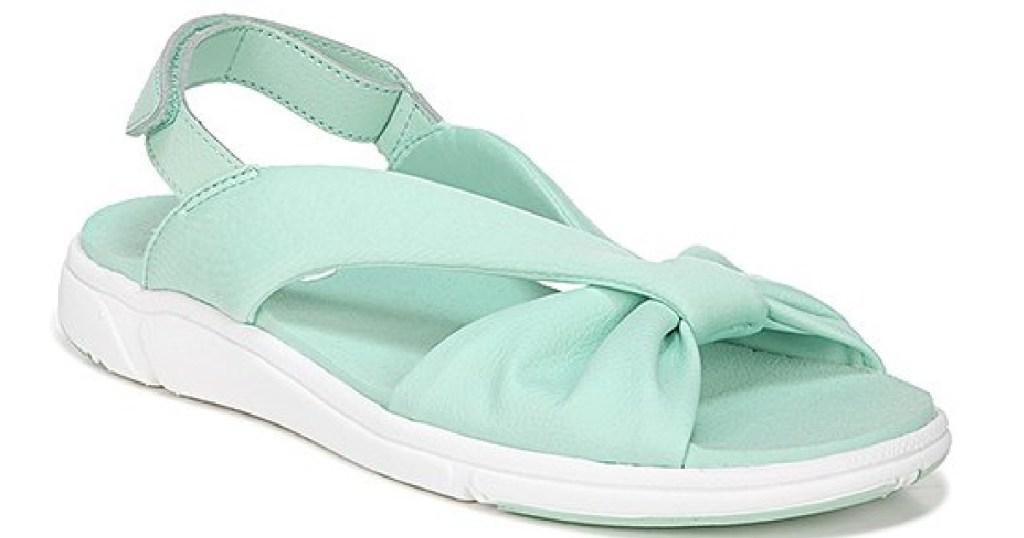aqua colored Ryka Sport Sandal