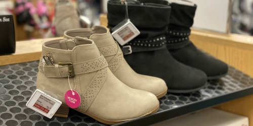 Sonoma Kids Boots Just $13.99 Shipped for Kohl's Cardholders (Regularly up to $45)