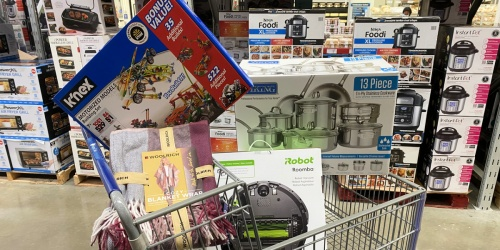 Sam's Club 10 Days of Thanks-Savings Starts NOW (Black Friday Pricing)