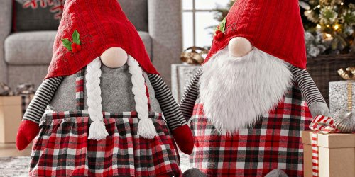 Add Whimsical Christmas Charm with These Gnome Sets from Just $44.98 on SamsClub.com