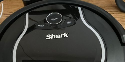 Shark Ion Robotic Vacuum w/ Wi-Fi Only $149.99 Shipped on Amazon (Regularly $220)