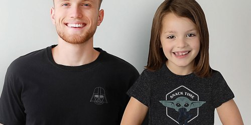 Disney T-Shirts for The Family from $10 Shipped (Regularly $17+)