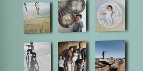 Shutterfly 8×8 Photo Tiles $8 + Hardcover Photo Book Only $7.99 Shipped for New Customers
