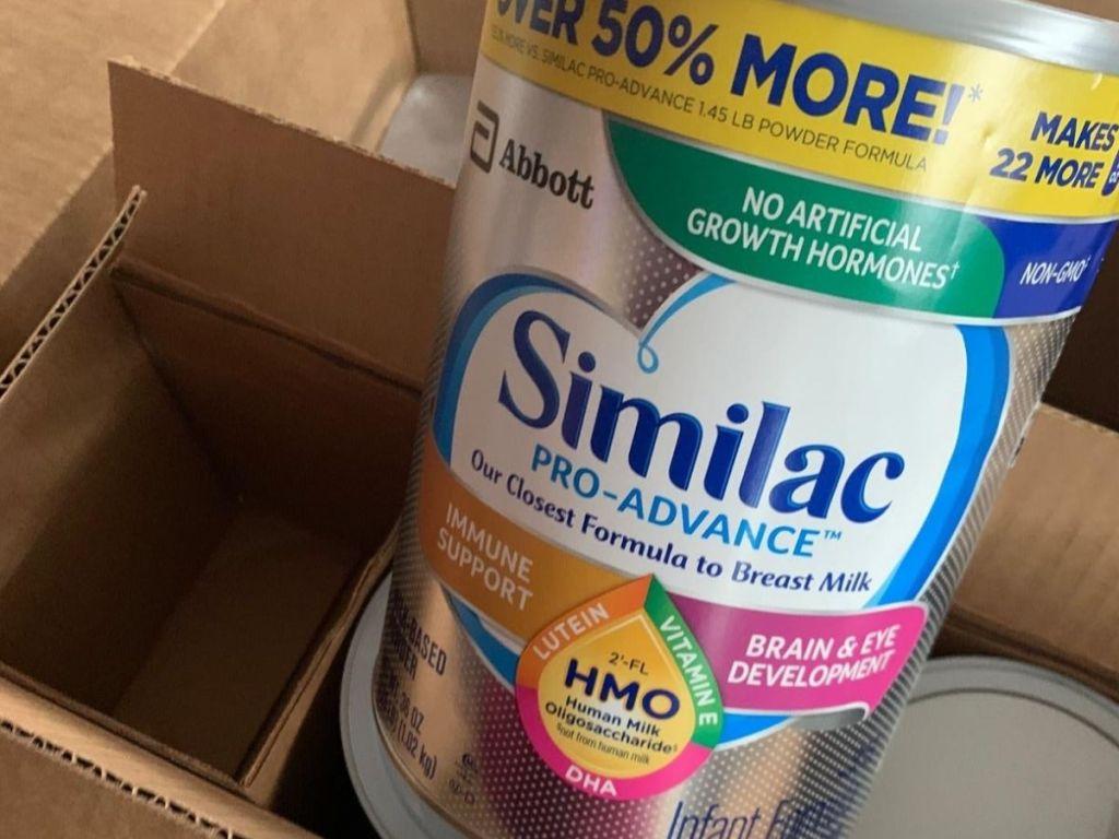 Similac Pro-Advance Formula