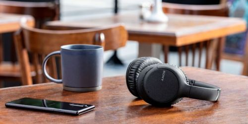 Over 55% Off Sony Noise Cancelling Headphones for Amazon Prime Members
