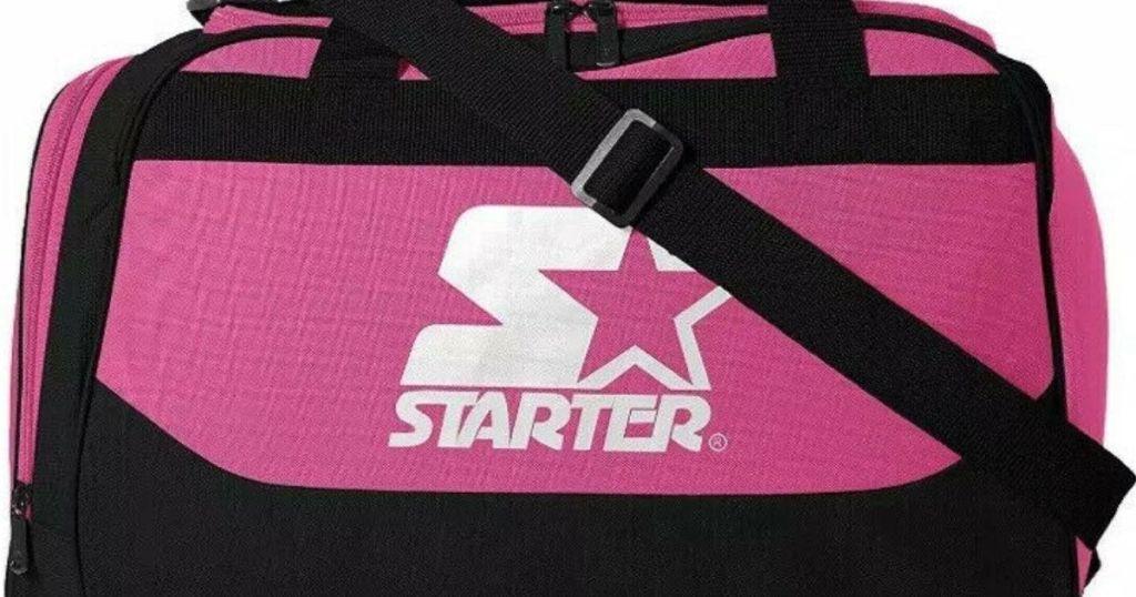 Starter Duffel Gym Bag