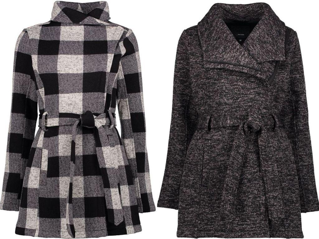 Two Steve Madden Coats