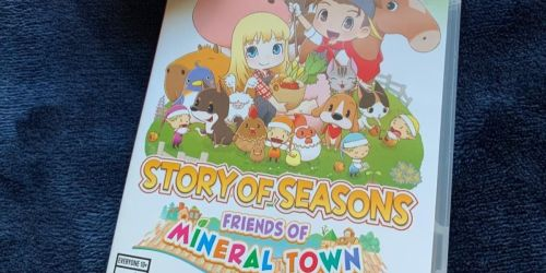 Story of Seasons: Friends of Mineral Town Nintendo Switch Game Only $24.99 on Amazon (Regularly $50)