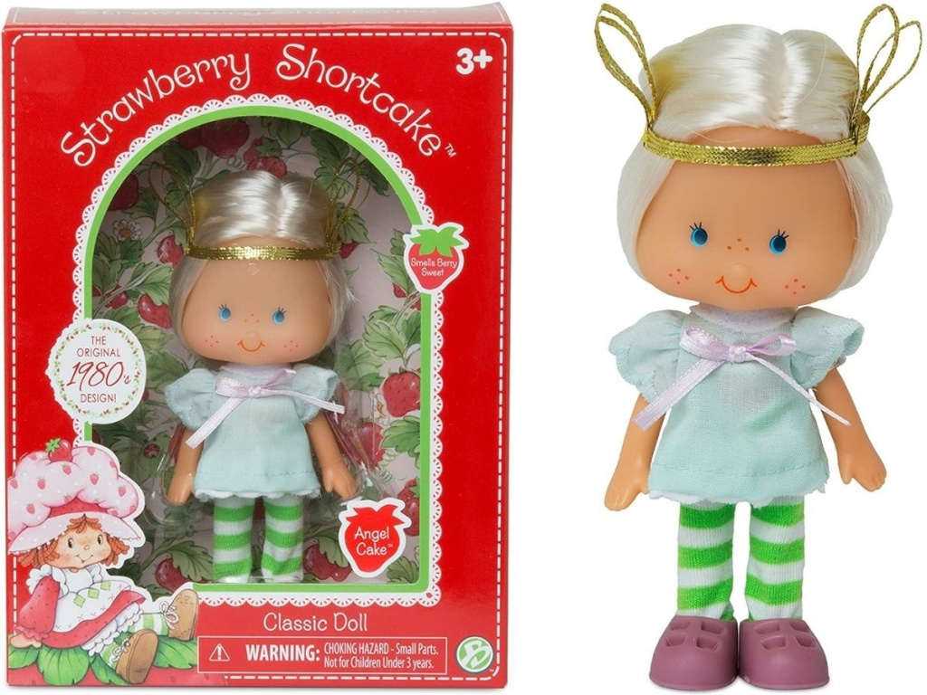 Strawberry Shortcake Classic Angel Cake Doll