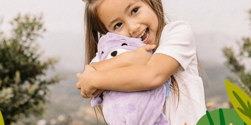 Up to 50% off Cubcoats on Amazon (Cute Stuffed Animals that turn into Kids Hoodies!)