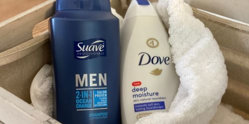 ShopRite Shoppers, Save Over $20 on Unilever Products w/ Digital Coupons Starting 11/1 | Suave, Dove & More