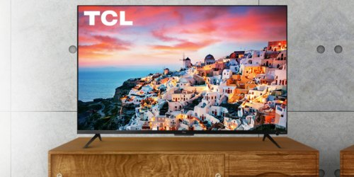 TCL 55″ LED 4K UHD Smart Android TV Only $199.99 Shipped on BestBuy.com (Regularly $400)