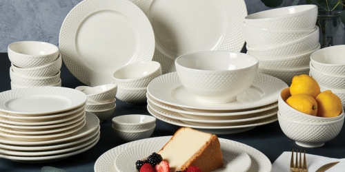 42-Piece Dinnerware Sets Only $37.99 Shipped on Macys.com (Regularly $120)