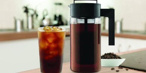 Takeya Deluxe 64oz Cold Brew Coffee Maker Only $16.97 on Amazon (Regularly $35) | Awesome Reviews