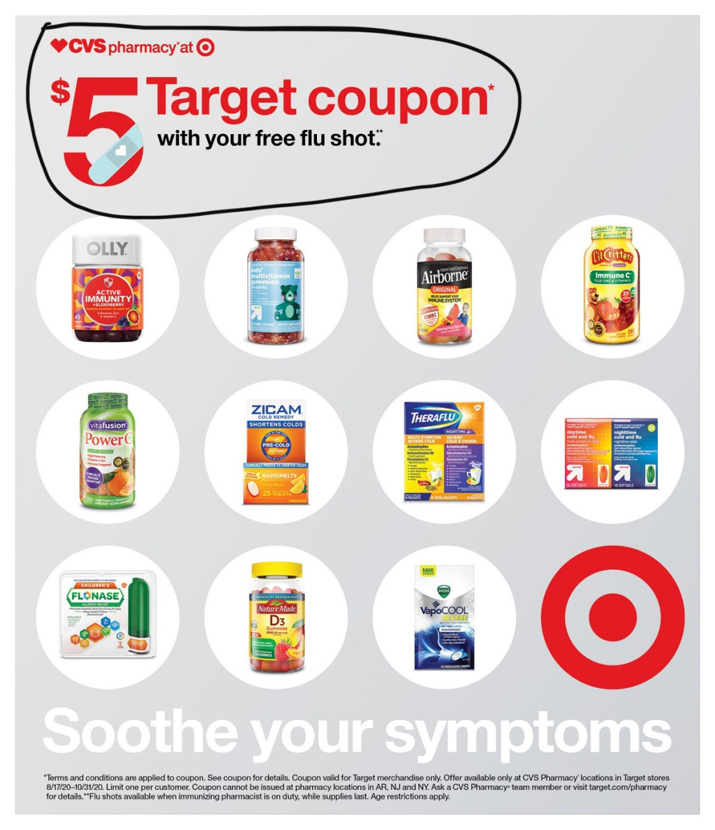 Target Weekly Ad 10 18 20 10 24 20 We Ve Circled Our Faves Hip2save