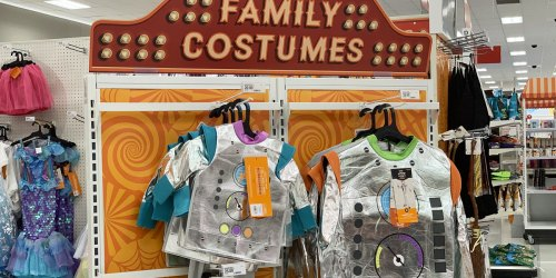 Buy One, Get One 50% Off Halloween Costumes & Accessories at Target | In-Store & Online