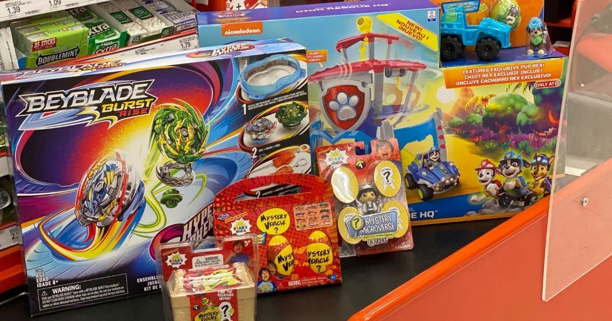 Rare Target Toy Coupon Official Hip2save