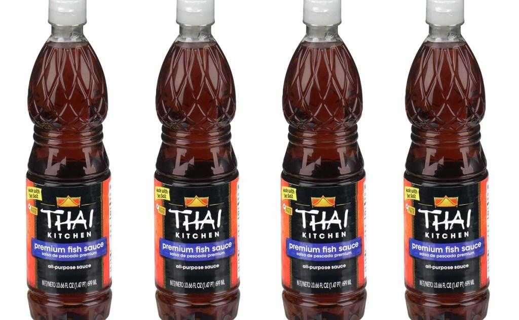 Thai Kitchen Premium Fish Sauce 23oz Bottle Only 4 63 Shipped On Amazon