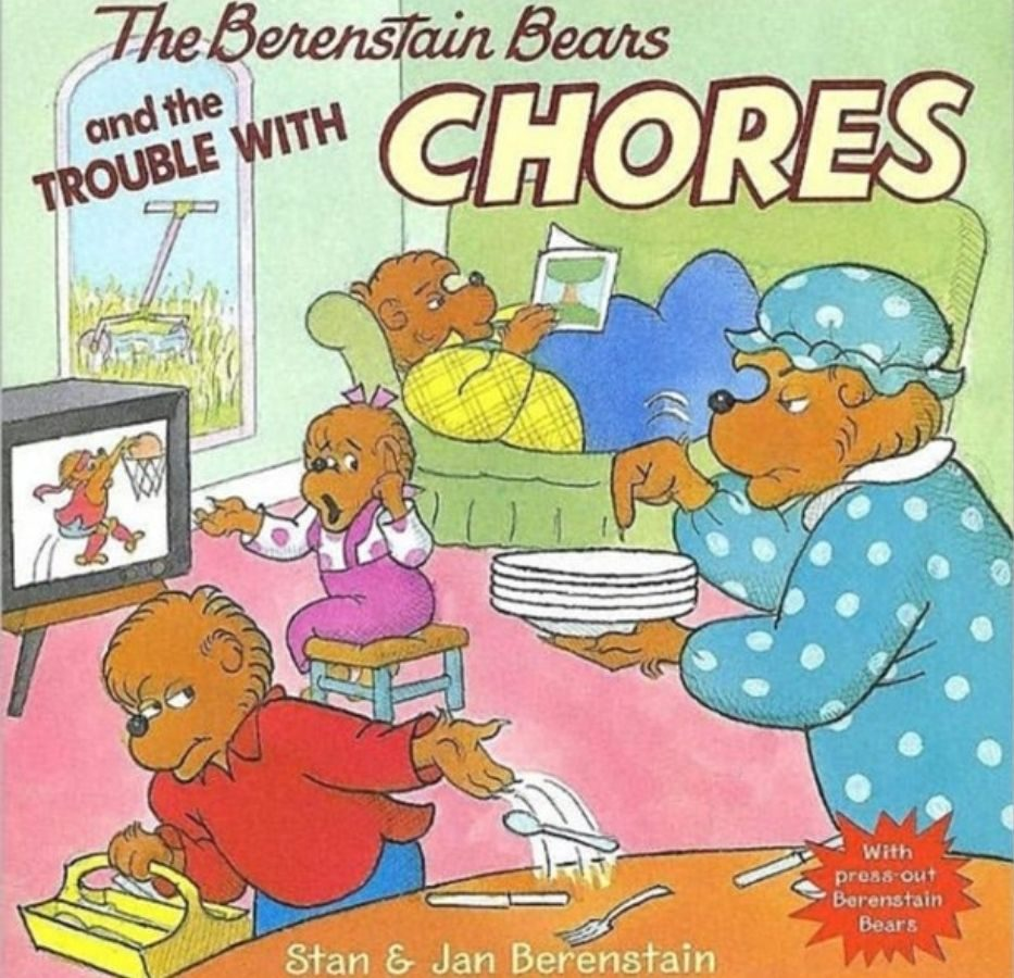 The Berenstain Bears The Trouble with Chores