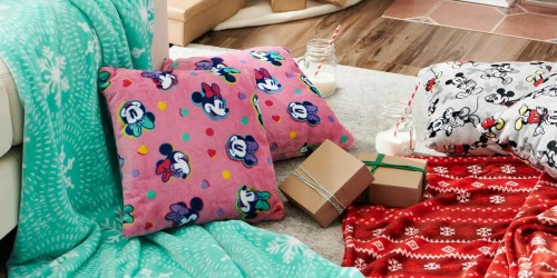 Over 45% Off The Big One Throw Pillow 2-Packs on Kohls.com | Includes Disney & Christmas Styles