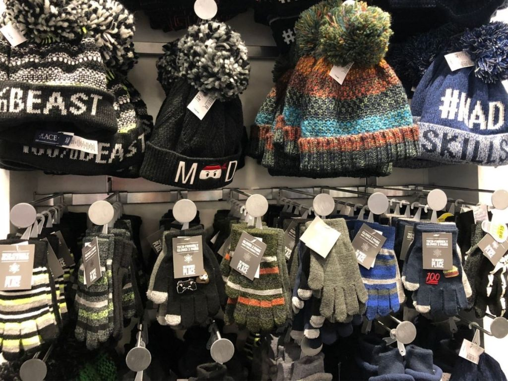 The Children's Place Cold Weather Accessories for Boys