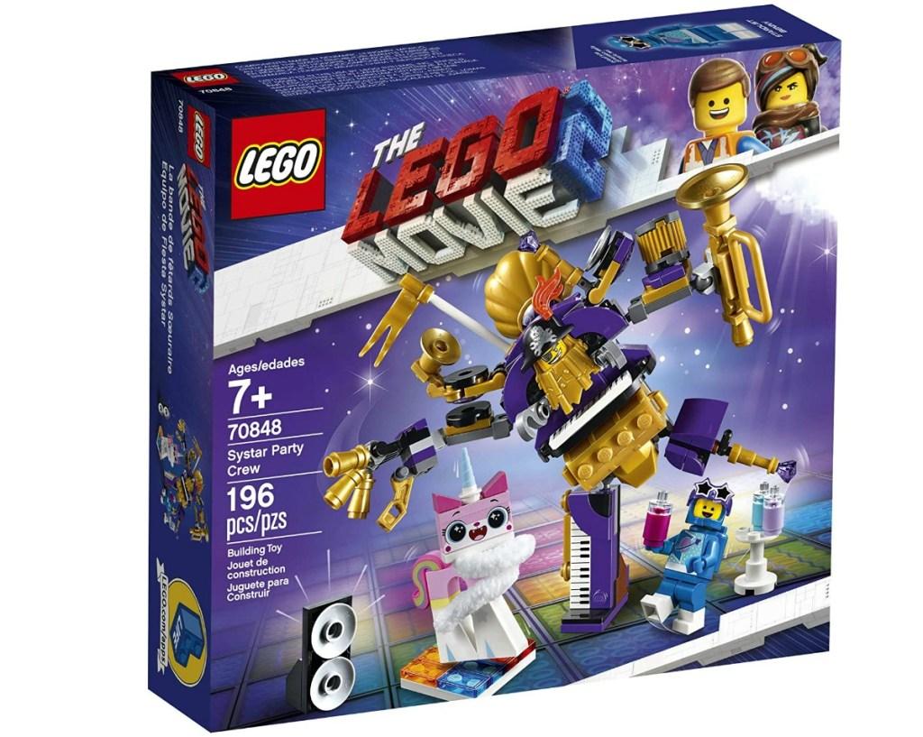 LEGO movie themed LEGO building Set