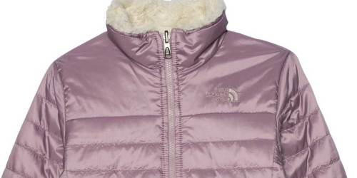 The North Face Kid's Reversible Puffer Jackets as Low as $34.99 (Regularly $110)