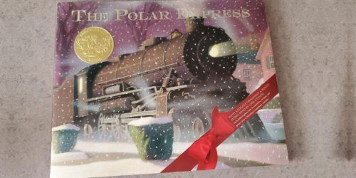 Polar Express Hardcover Book w/ Bonus Ornament Only $7.65 on Amazon | Arrives by Christmas
