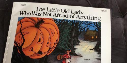3 Kids Halloween Books from $9.80 on Amazon | Just $3.27 Each
