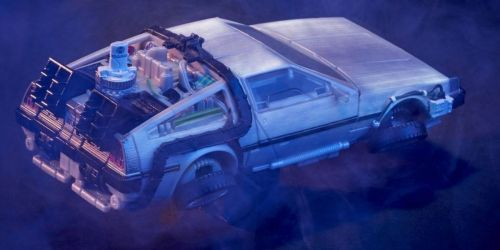Transformers Back to The Future Mash-Up Toy Just $22.49 on Target.com | Pre-Order Now