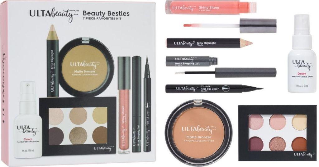 ULTA Beauty Besties cosmetics gift Set