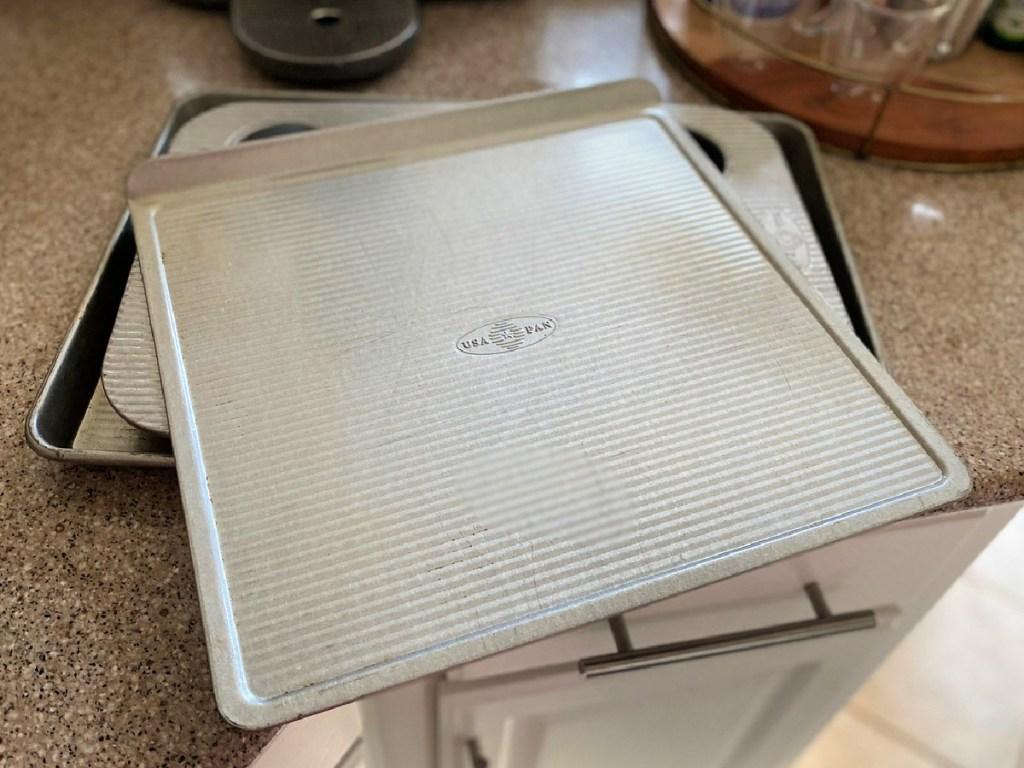 USA Pan Bakeware Large Cookie Sheet