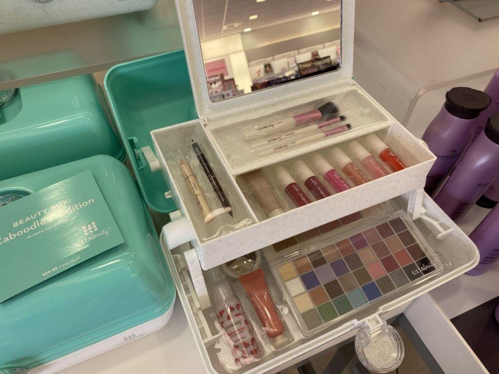 opened ULTA beauty box